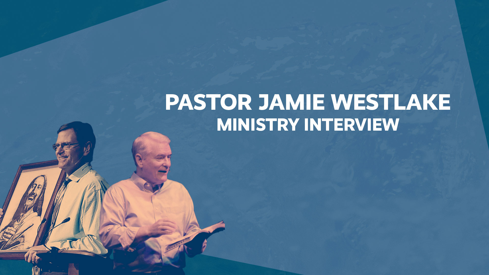 Pastor Jamie Ministry Interview